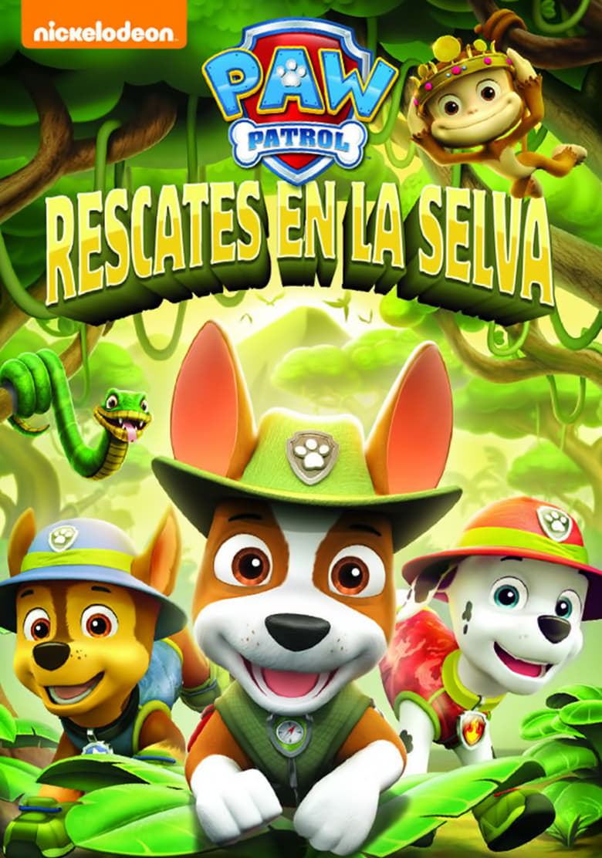 Paw Patrol: Jungle Rescues (2018)