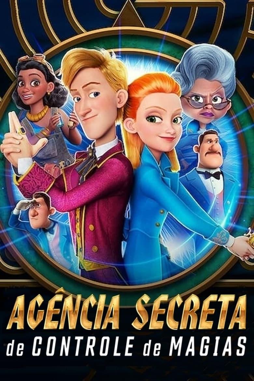 Agencia Secreta de Control Mágico (2021)