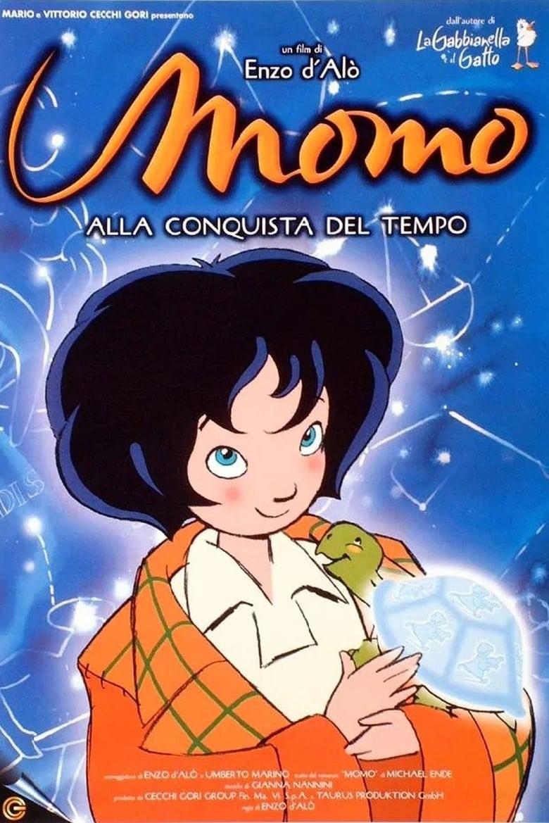 Momo: una aventura a contrarreloj (2001)