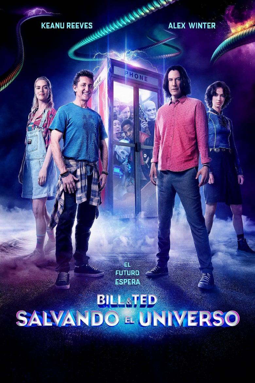 Bill y Ted salvan el universo (2020)