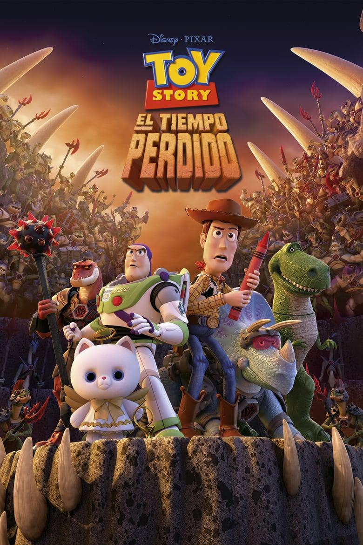 Toy Story, el tiempo perdido (2014)
