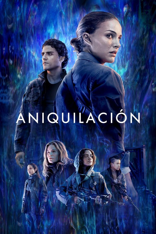 Aniquilación (2018)