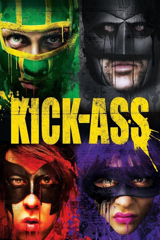 Kick-Ass: Listo para machacar (2010)
