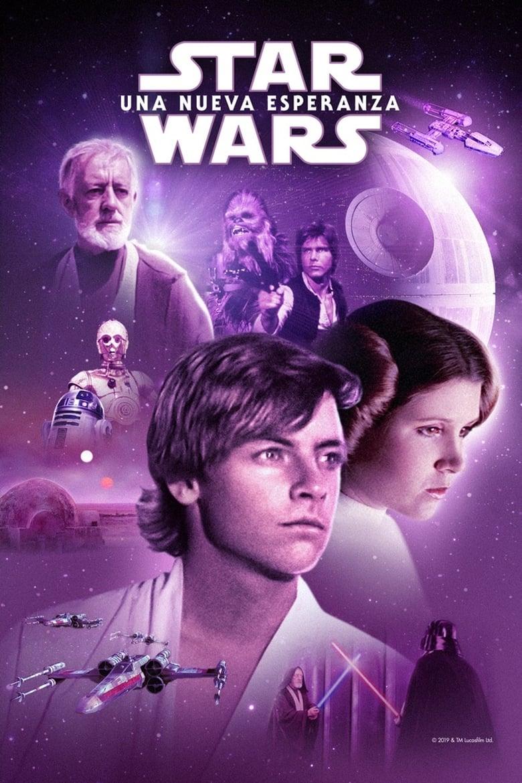 La guerra de las galaxias. Episodio IV: Una nueva esperanza (1977)