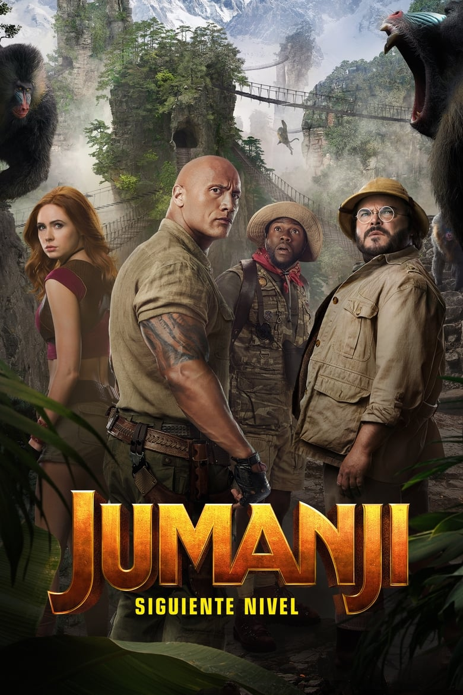Jumanji: siguiente nivel (2019)