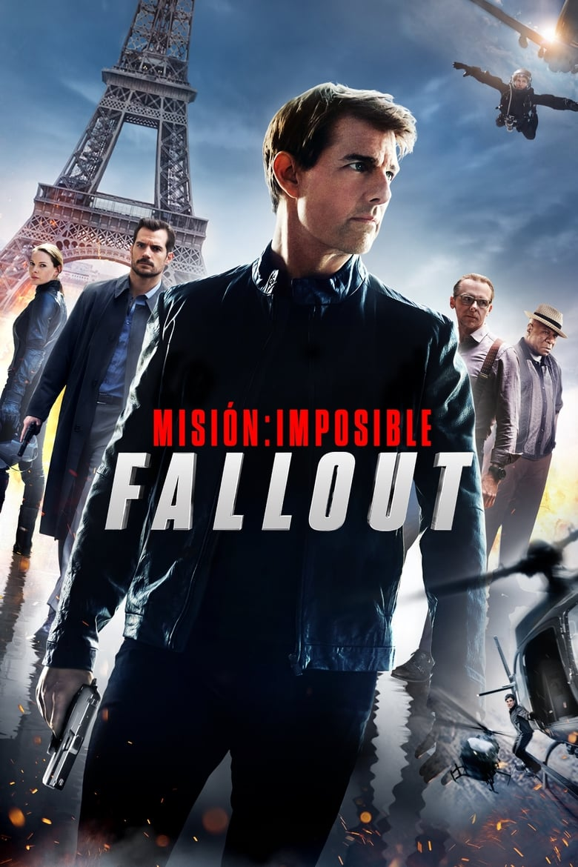 Misión imposible: Fallout (2018)