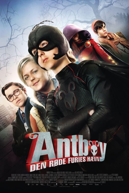 Antboy 2: La venganza de Furia Roja (2014)
