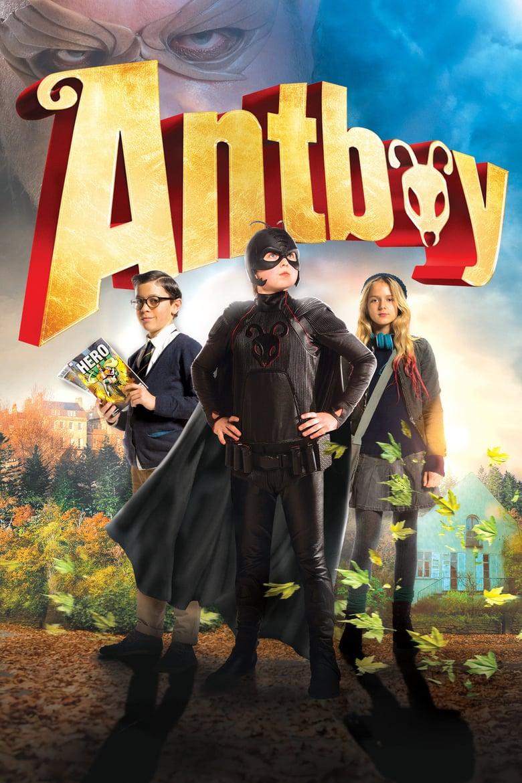 Antboy, el pequeño gran superhéroe (2013)