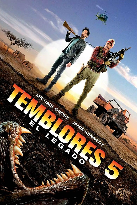 Temblores 5: El legado (2015)