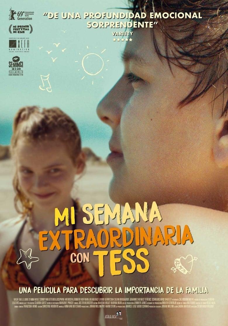 Mi semana extraordinaria con Tess (2019)