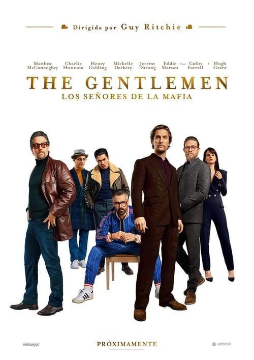 The Gentlemen: Los señores de la mafia (2019)