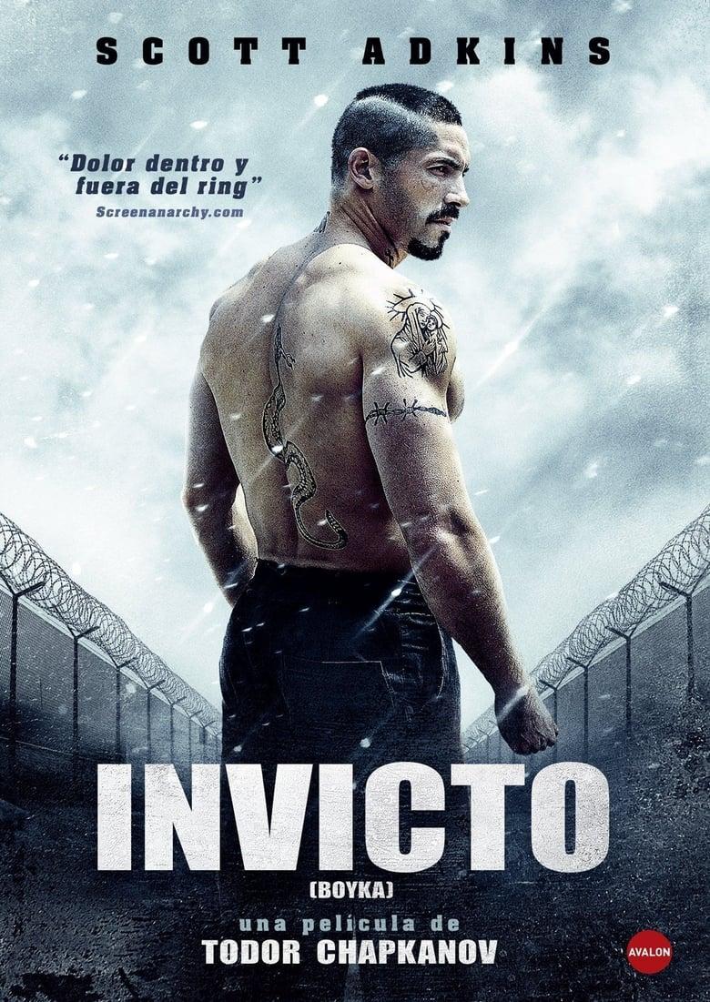 Boyka: Invicto IV (2016)