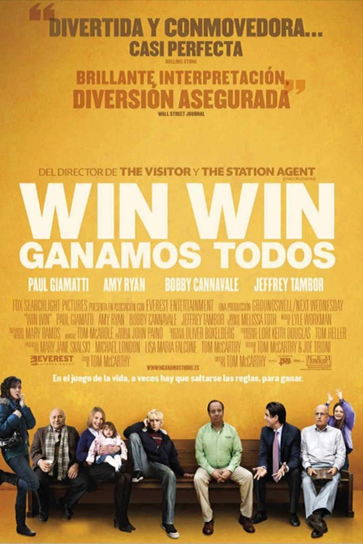 Win Win (Ganamos todos) (2011)