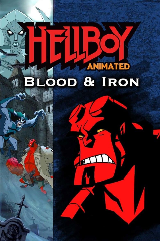 Hellboy Animado: Dioses y vampiros (2007)