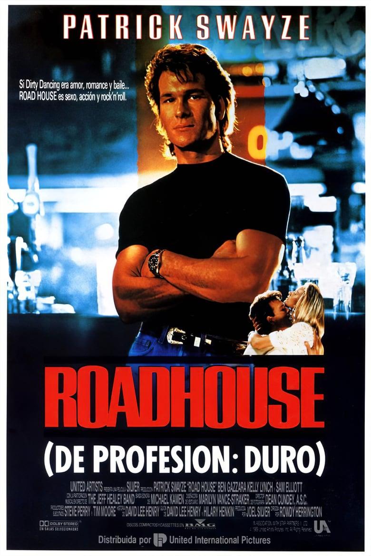 De profesión: Duro (1989)