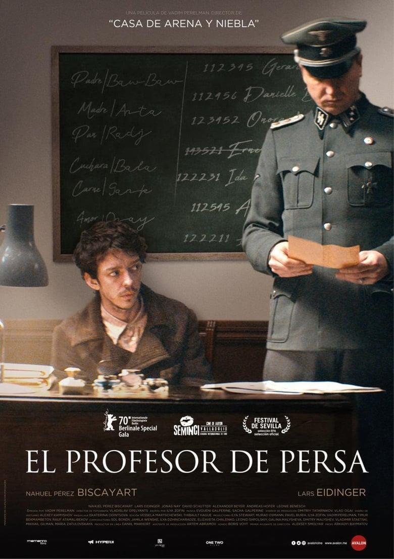 El profesor de persa (2020)