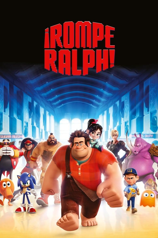 ¡Rompe Ralph! (2012)