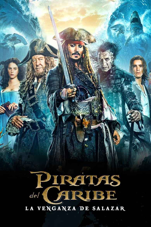 Piratas del Caribe: La venganza de Salazar (2017)