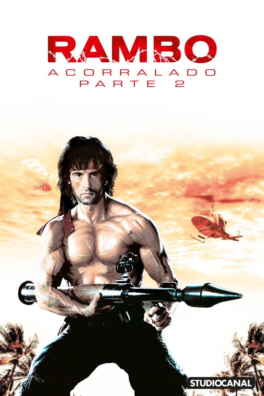 Rambo: Acorralado Parte II (1985)