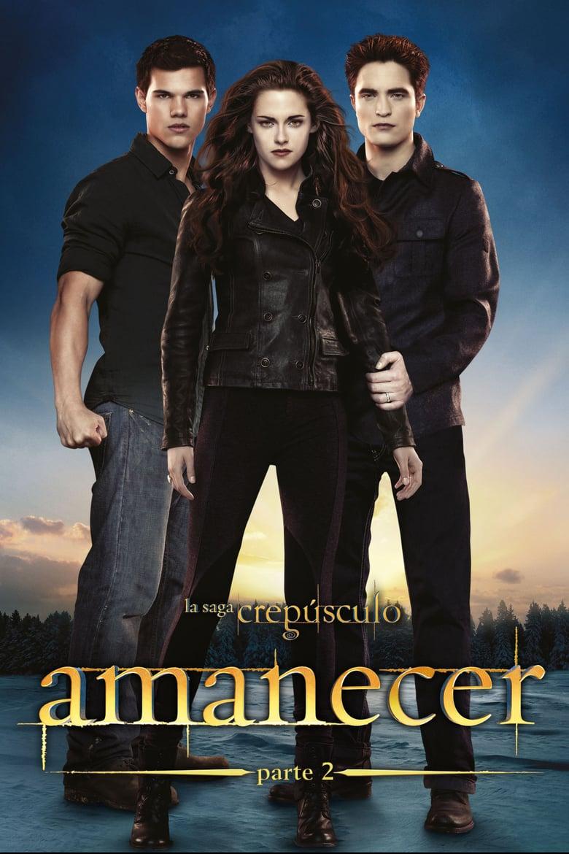 Crepúsculo: Amanecer Parte 2 (2012)
