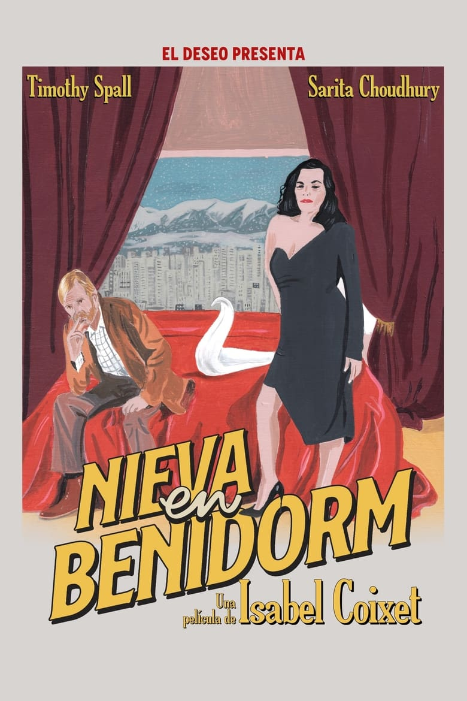 Nieva en Benidorm (2020)