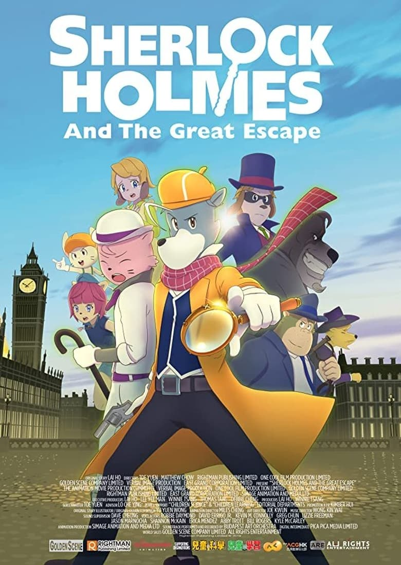 Sherlock Holmes and the Great Escape (2019)