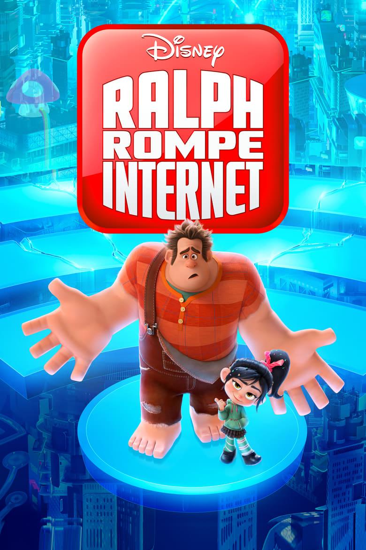 Ralph rompe Internet (2018)