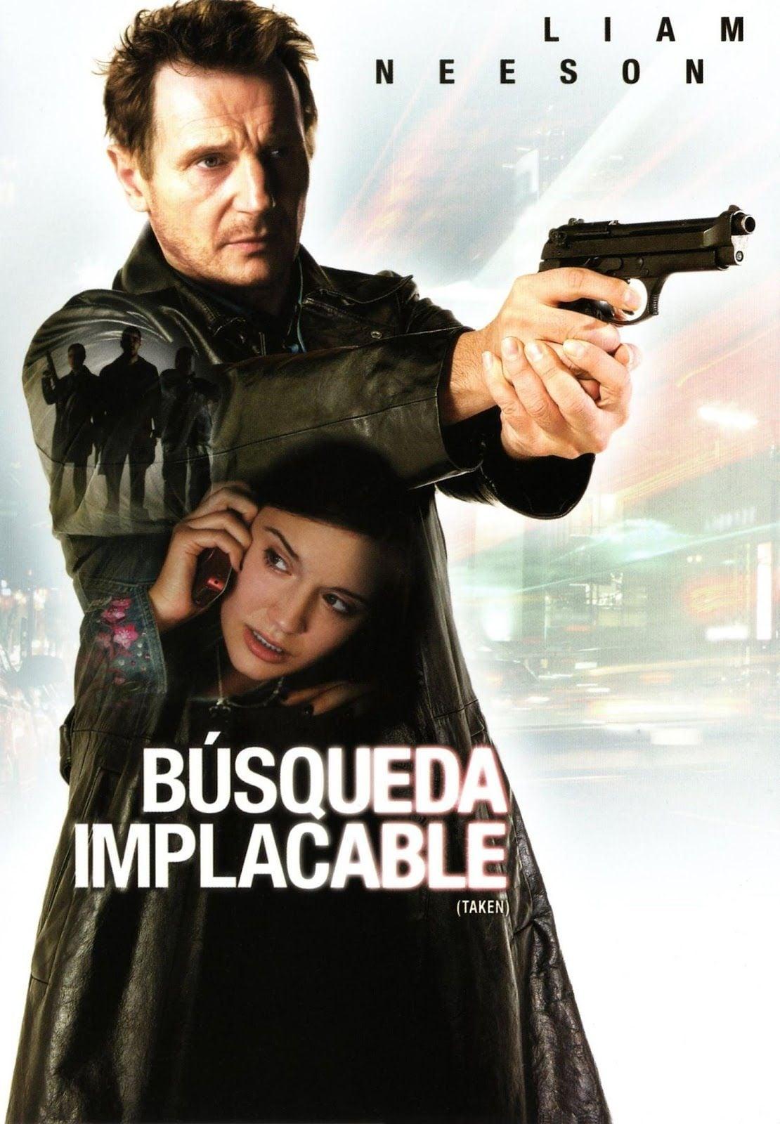 Búsqueda Implacable (2008)