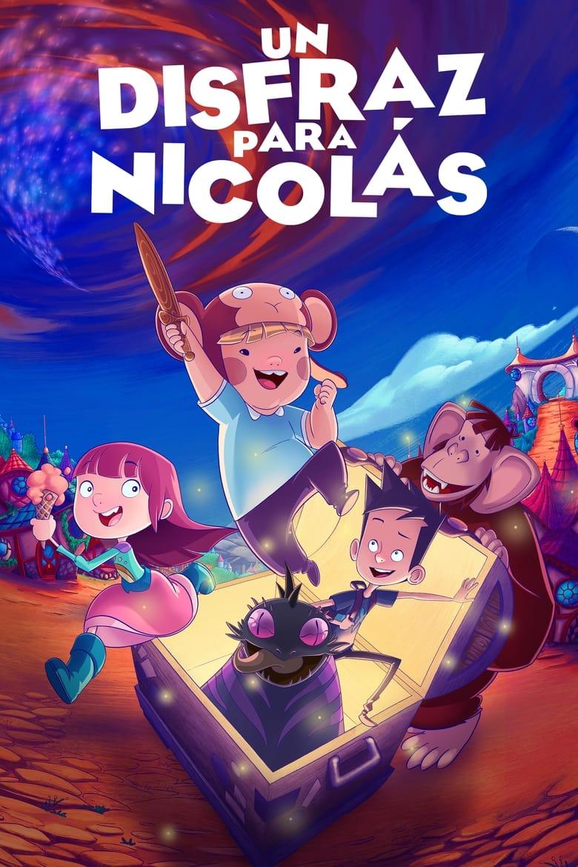 Un disfraz para Nicolás (2020)