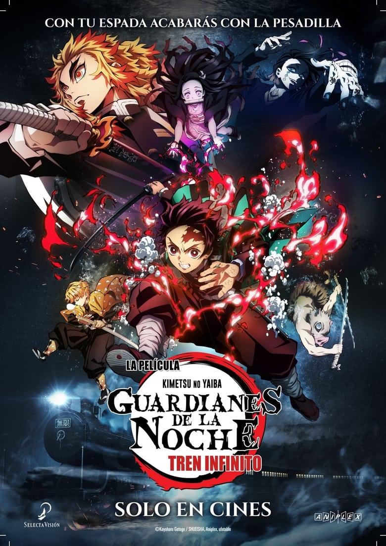 Kimetsu No Yaiba: Guardianes de la noche – Tren infinito (2020)