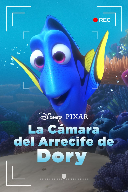 La cámara del arrecife de Dory (2020)
