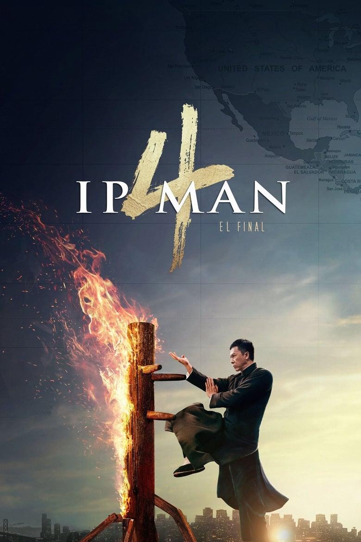 Ip Man 4: El final (2019)