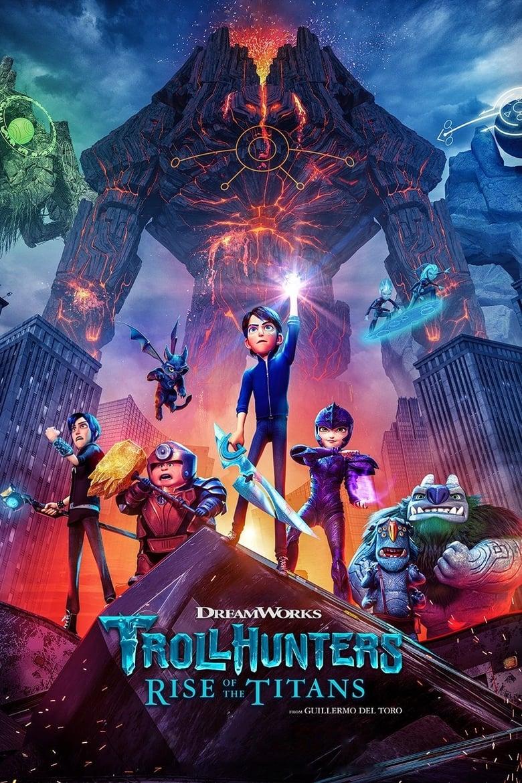 Trollhunters: El despertar de los titanes (2021)